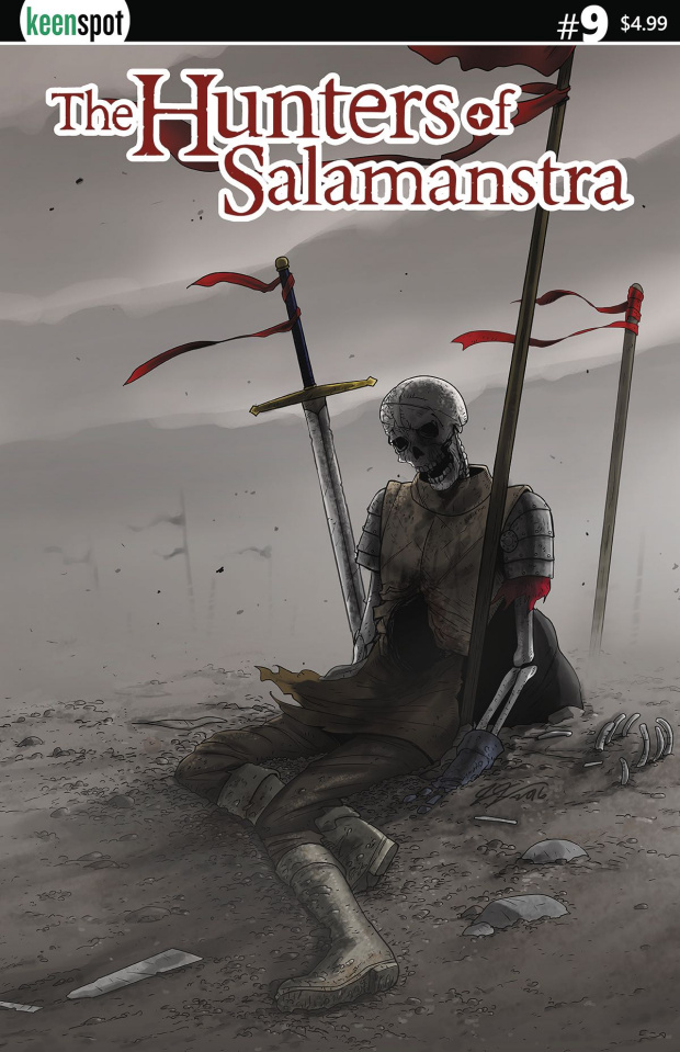 The Hunters of Salamanstra #9