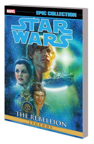 Star Wars Legends Vol. 2: The Rebellion