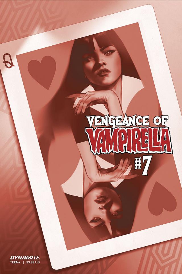 Vengeance of Vampirella #7 (40 Copy Oliver Tint Cover)