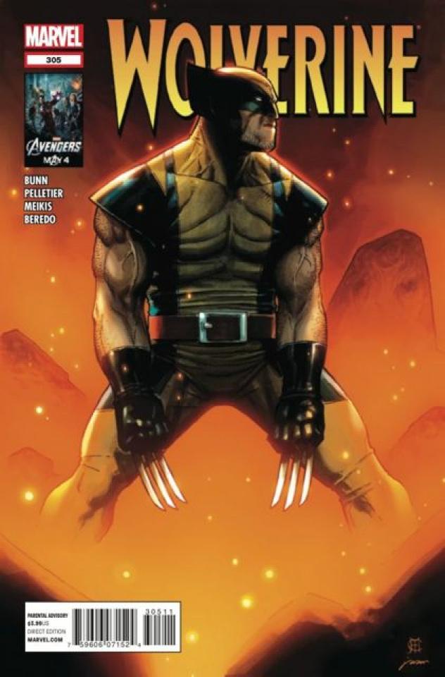 Wolverine #305