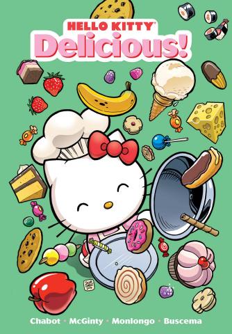 Hello Kitty: Delicious