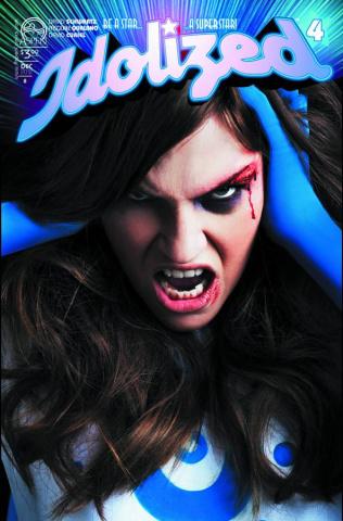 Idolized #4 (Photo Cover)