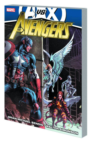 Avengers by Brian Michael Bendis Vol. 4: AvX