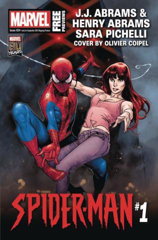 Marvel Previews #26: September 2019 Extras
