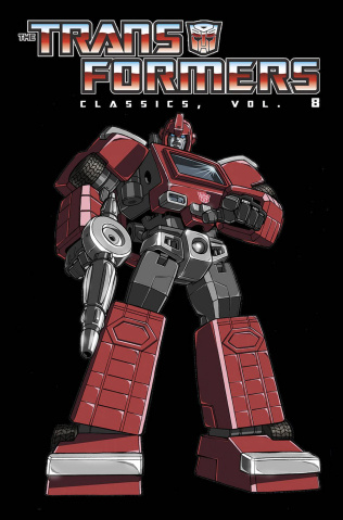 The Transformers Classics Vol. 8