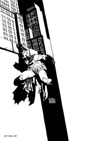 Dark Knight III: The Master Race #2 (Risso Cover)