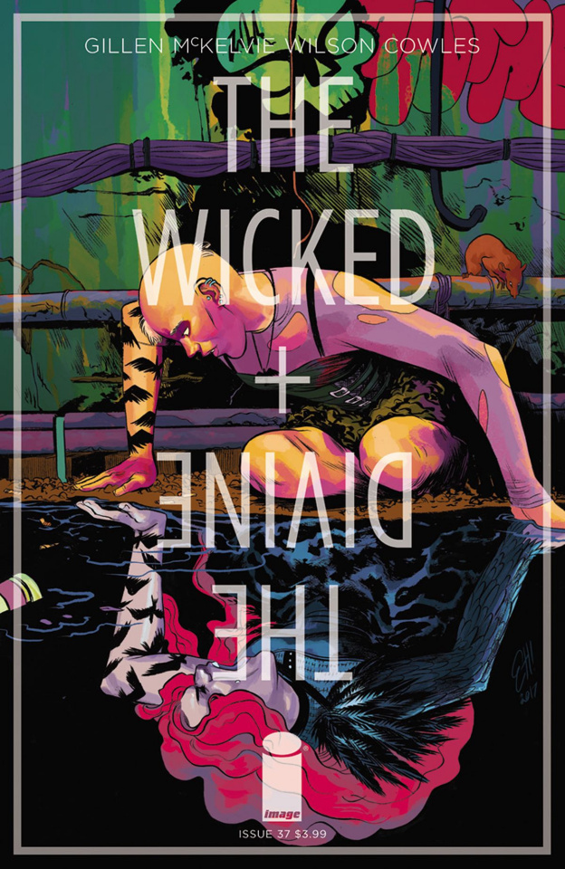 The Wicked + The Divine #37 (Henderson Cover)