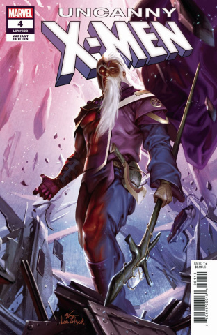 Uncanny X-Men #4 (Inhyuk Lee Cover)