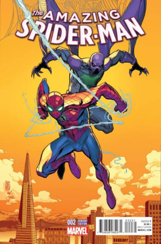 The Amazing Spider-Man #2 (Camuncoli Cover)