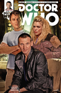 Doctor Who: New Adventures with the Ninth Doctor #14 (Photo Cover)