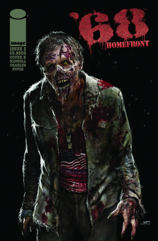 '68: Homefront #3 (Gallagher Cover)