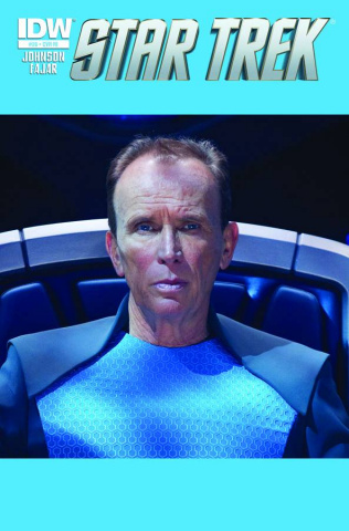 Star Trek #26 (Subscription Cover)