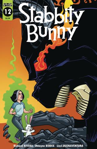 Stabbity Bunny #12