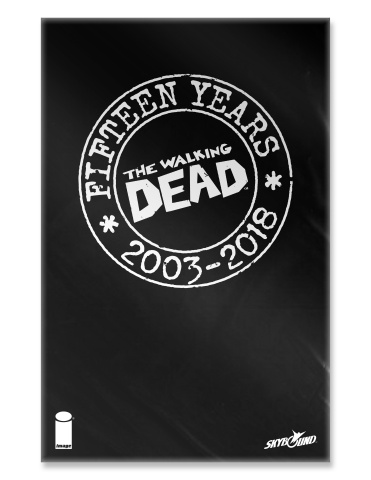 The Walking Dead #48 (15th Anniversary Blind Bag Burnham Cover)