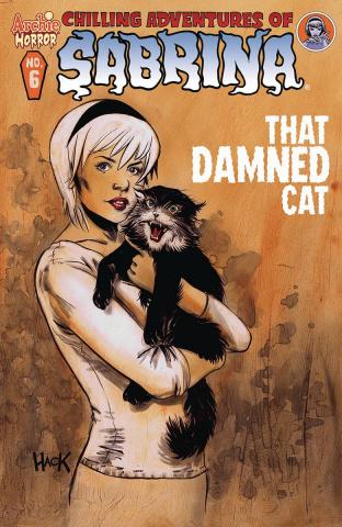 Sabrina #6 (Hack Cover)