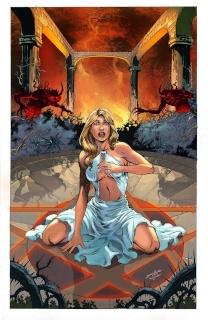 Grimm Fairy Tales: Satan's Hollow #2 (Luis Cover)