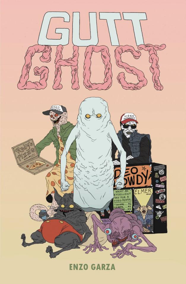 Gutt Ghost Vol. 0