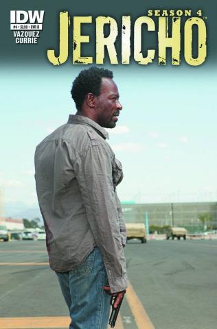 Jericho: Season 4 #4