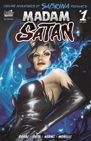 Madam Satan #1 (2nd Printing)