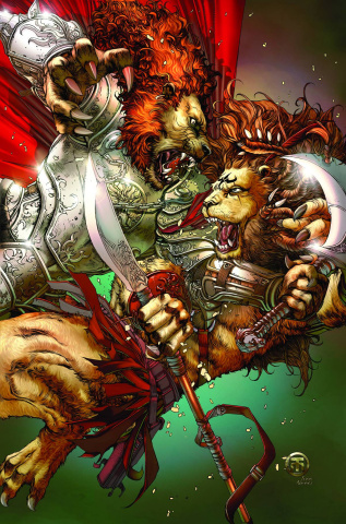 Grimm Fairy Tales: Tales From Oz #2 (Tolibao Cover)
