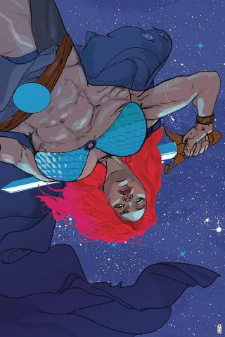 Killing Red Sonja #2 (Ward Virgin Cover)