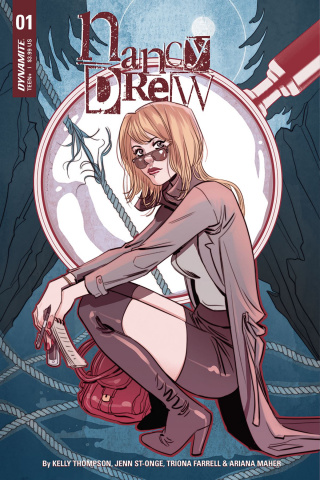 Nancy Drew #1 (Sauvage Cover)