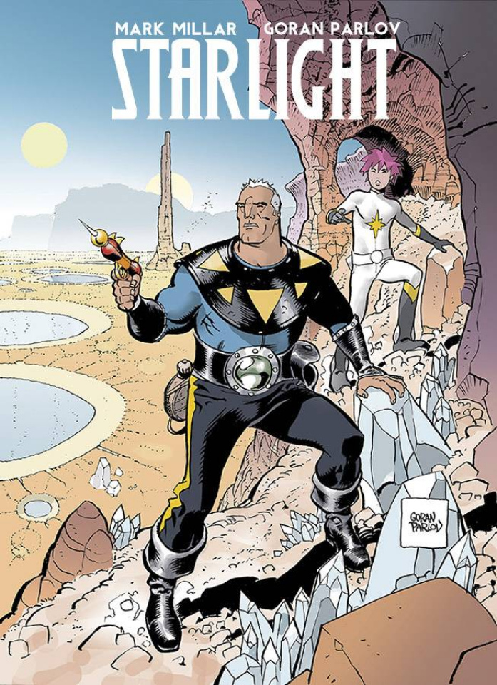 Starlight #3 (Parlov Cover)