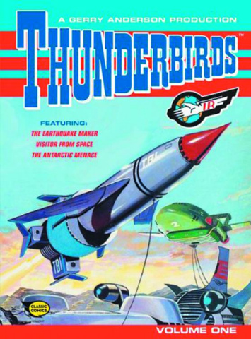 Thunderbirds Vol. 1