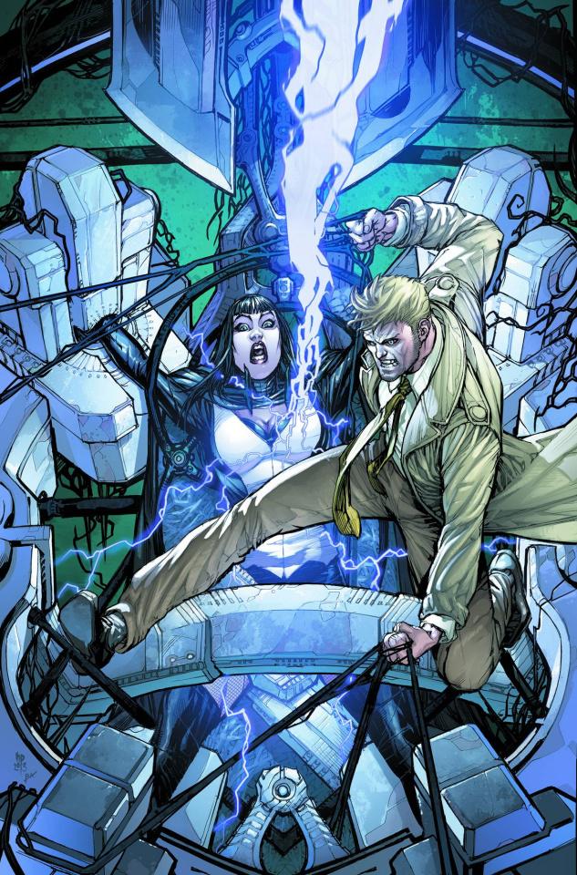 Constantine #11
