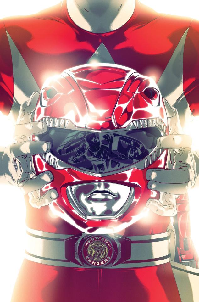 Mighty Morphin' Power Rangers #0