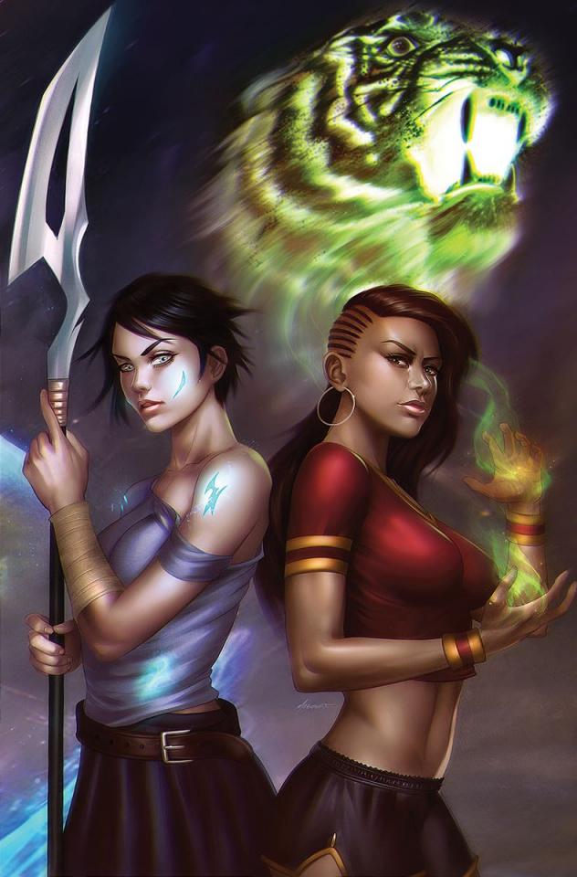 Grimm Fairy Tales: Apocalypse #2 (Meguro Cover)