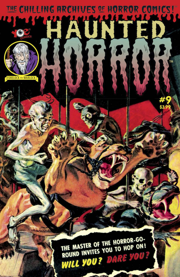 Haunted Horror #9