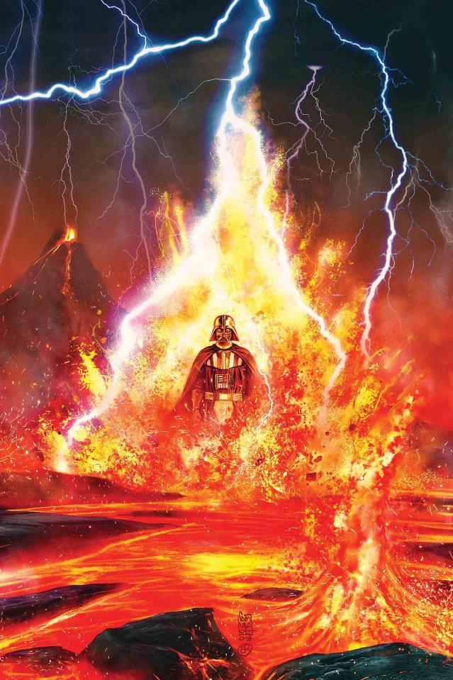 Star Wars: Darth Vader #25
