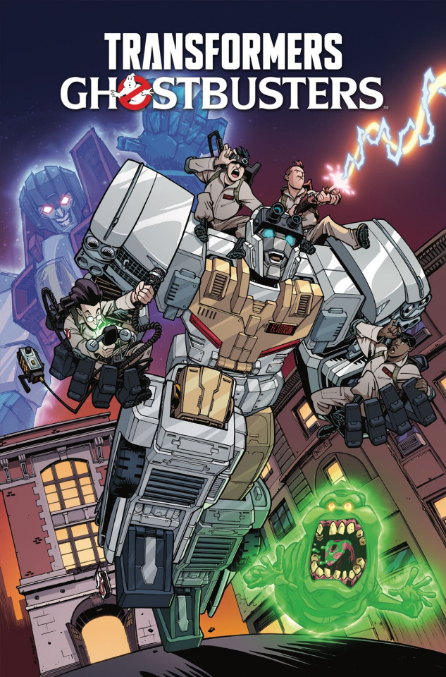 The Transformers / Ghostbusters Vol. 1: Ghosts of Cybertron