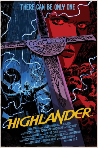 Highlander: The American Dream