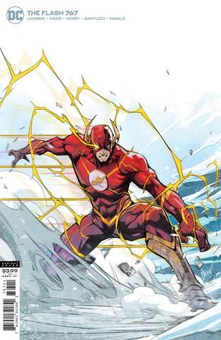 The Flash #767 (Hicham Habchi Cover)