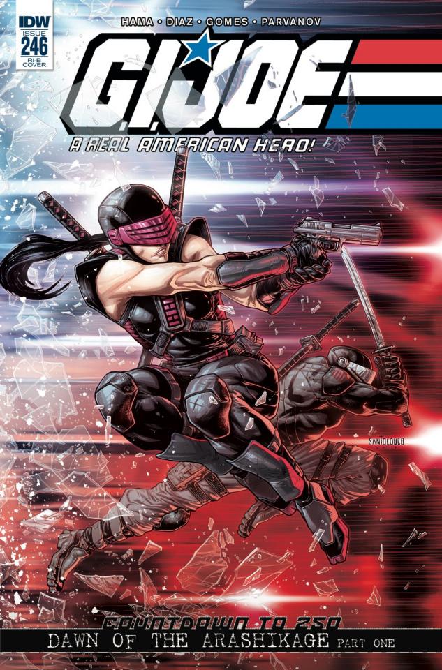 G.I. Joe: A Real American Hero #246 (20 Copy Cover)