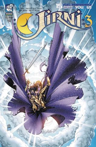 Jirni #3 (Marion Cover)