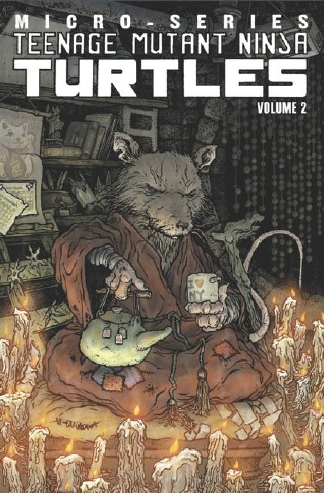 Teenage Mutant Ninja Turtles Micro-Series Vol. 2