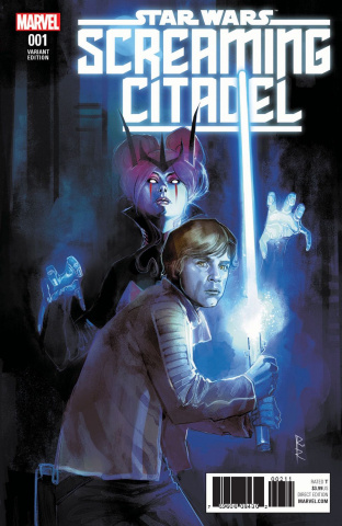Star Wars: The Screaming Citadel #1 (Reis Cover)