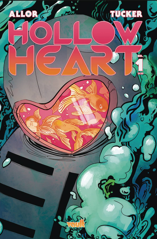 Hollow Heart #1 (Hickman Cover)