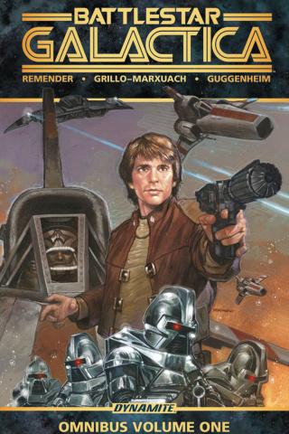 Battlestar Galactica Classic Vol. 1 (Omnibus)