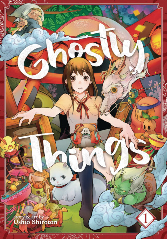 Ghostly Things Vol. 1
