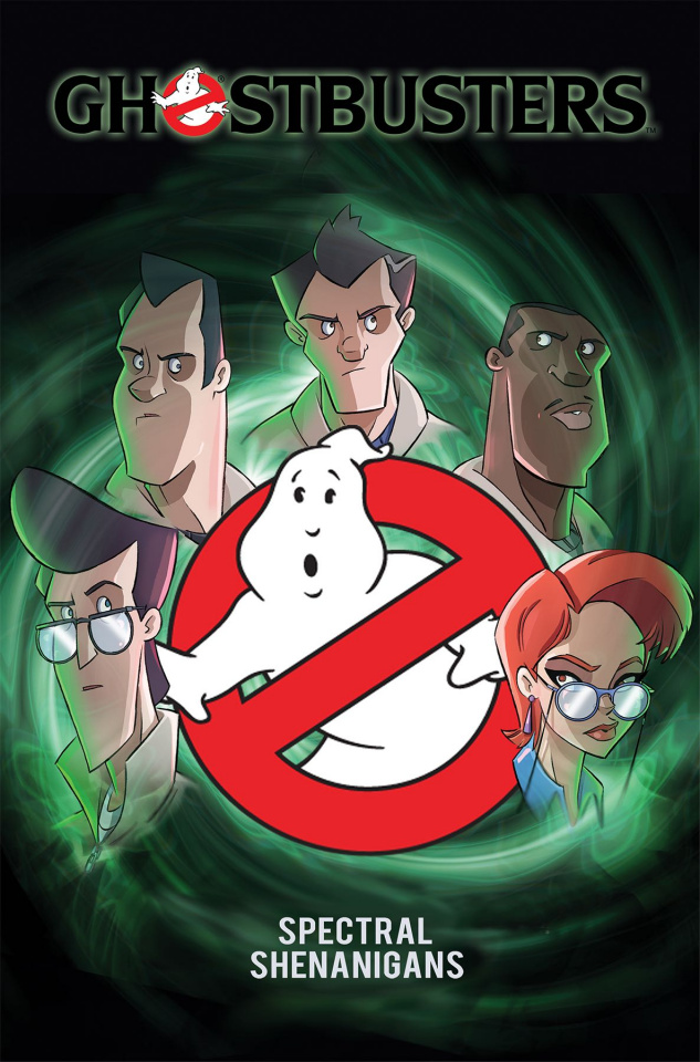 Ghostbusters: Spectral Shenanigans Vol. 1