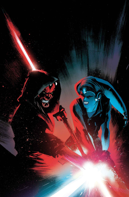 Star Wars: Darth Maul #5