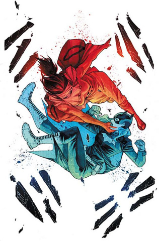 Batgirl #3 (Variant Cover)