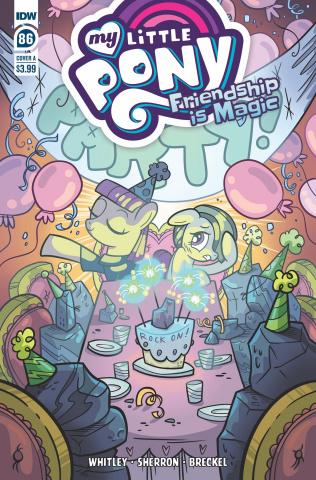My Little Pony: Friendship Is Magic #86 (Sherron Cover)