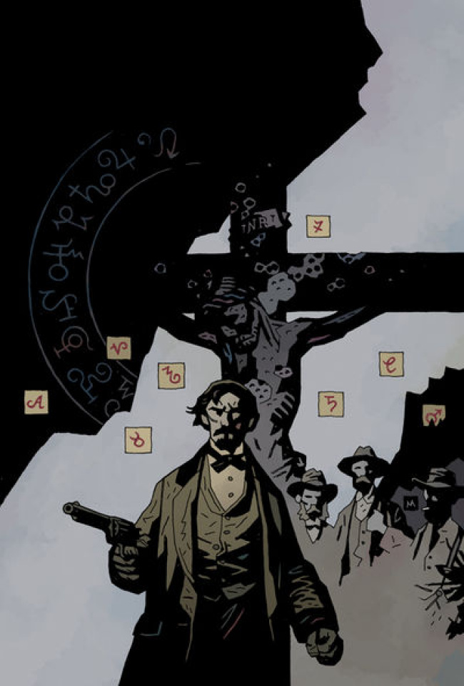 Witchfinder: Lost & Gone Forever #1 (Mignola Cover)