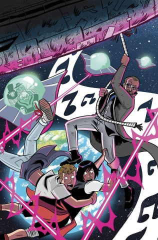 Bill & Ted Save the Universe #2