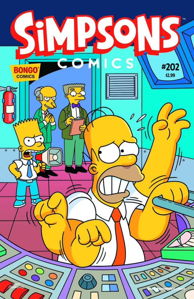 Simpsons Comics #202